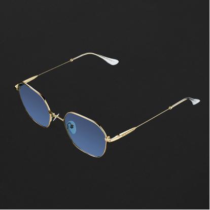 نظارة ميلر الشمسية A-GOLDSEA