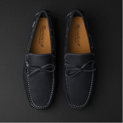 حذاء موكاسين كحلي نوبوك 9819