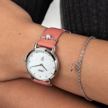 طقم ساعة وأسورة من كوفر SETCO100303