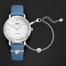 طقم ساعة وأسورة من كوفر SETCO100801