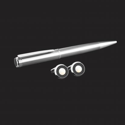 طقم قلم وكبك الدهنج D2110SS