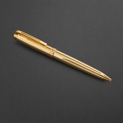 طقم قلم وكبك الدهنج D2119GG
