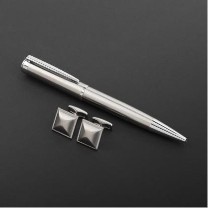 طقم قلم وكبك الدهنج D2141SS