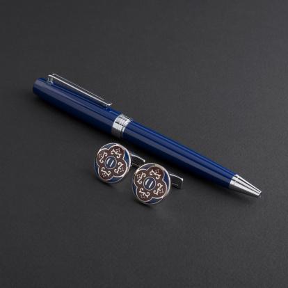طقم قلم وكبك الدهنج D8020PS