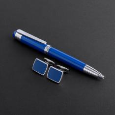 طقم قلم وكبك الدهنج D8053PS