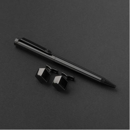 طقم قلم وكبك الدهنج D9073BB