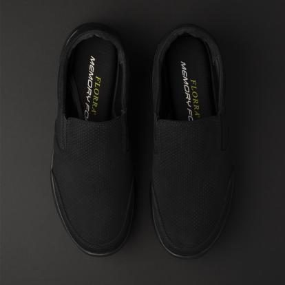 حذاء لوفر أسود نوبوك 3100
