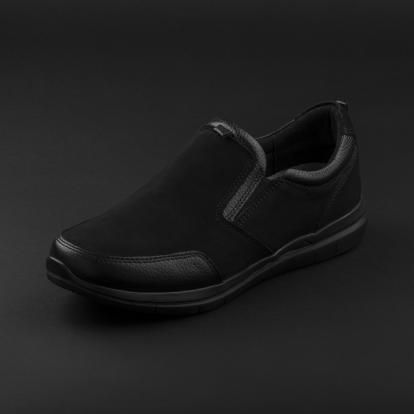 حذاء لوفر أسود نوبوك 7911