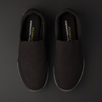 حذاء لوفر بني غامق نوبوك 3100