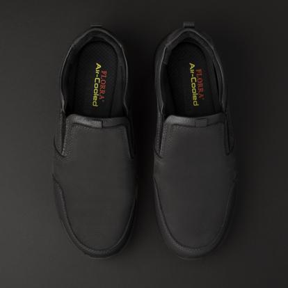 حذاء لوفر رمادي نوبوك 7911
