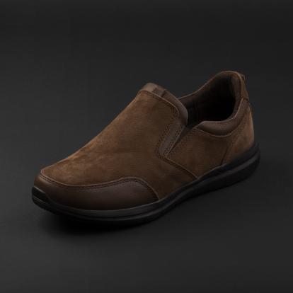 حذاء لوفر بني فاتح نوبوك 7911