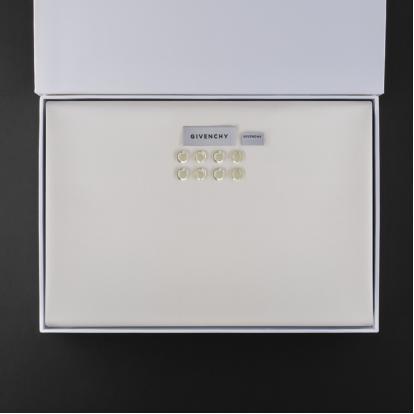 قماش جيفنشي كريمي G9006DC