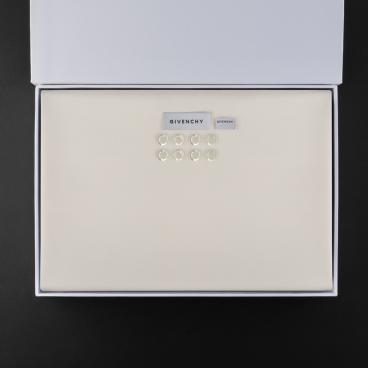 قماش جيفنشي كريمي G9007C