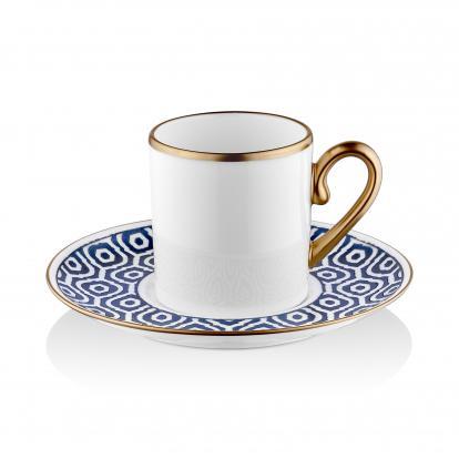 طقم فناجين قهوة مراكش ايكات كويل 0423