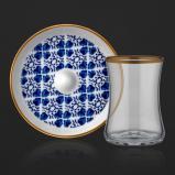 طقم بيالات شاي كلافور بلانت 1077