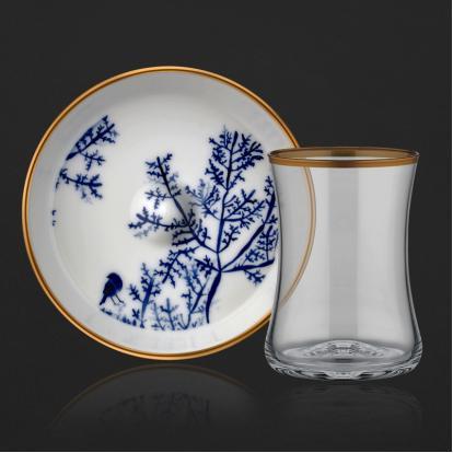 طقم بيالات شاي سبرينغ 1078