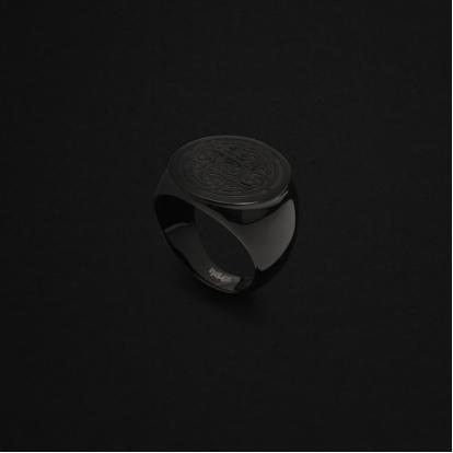 خاتم أسود INR222ABB