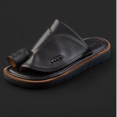 حذاء لورمان شرقي كلاسيكي رمادي داكن 2212