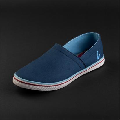 حذاء لورمان كحلي سهل الارتداء 2343