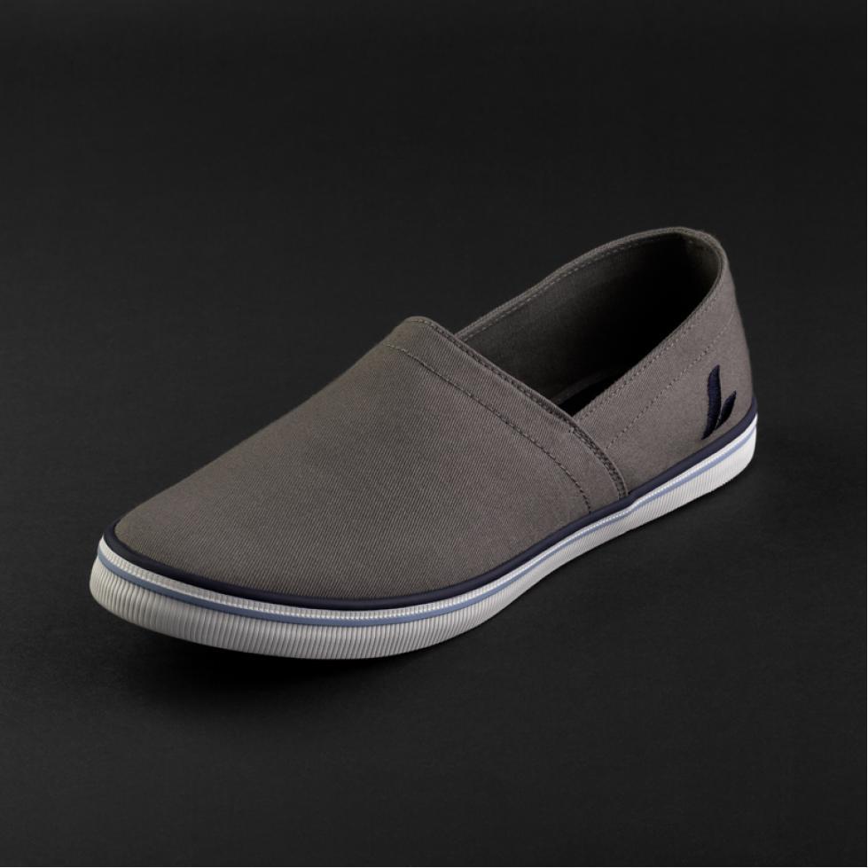 حذاء لورمان رصاصي سهل الارتداء 2341
