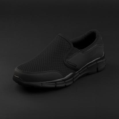 حذاء لوفر أسود 1417