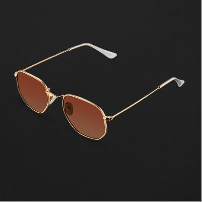 نظارة ميلر الشمسية E-GOLDKAKAO