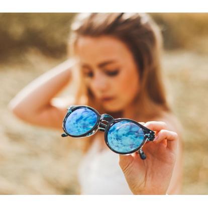 نظارة ميلر الشمسية K-KYADARKBLUE