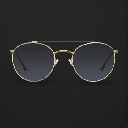 نظارة ميلر الشمسية H-GOLDCAR