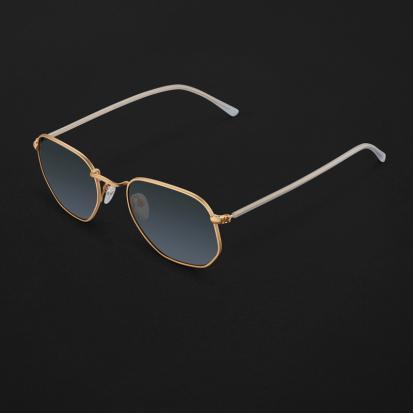 نظارة ميلر الشمسية E-GOLDCAR2