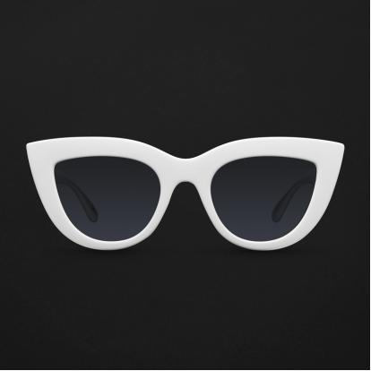 نظارة ميلر الشمسية KA-WHITECAR