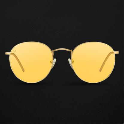 نظارة ميلر الشمسية Y-GOLDNEC2