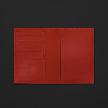 محفظة جواز السفر ميدنايت فاكتوري 17PH02