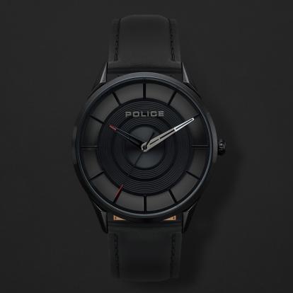ساعة بوليس بوربانك 15399JSB-02