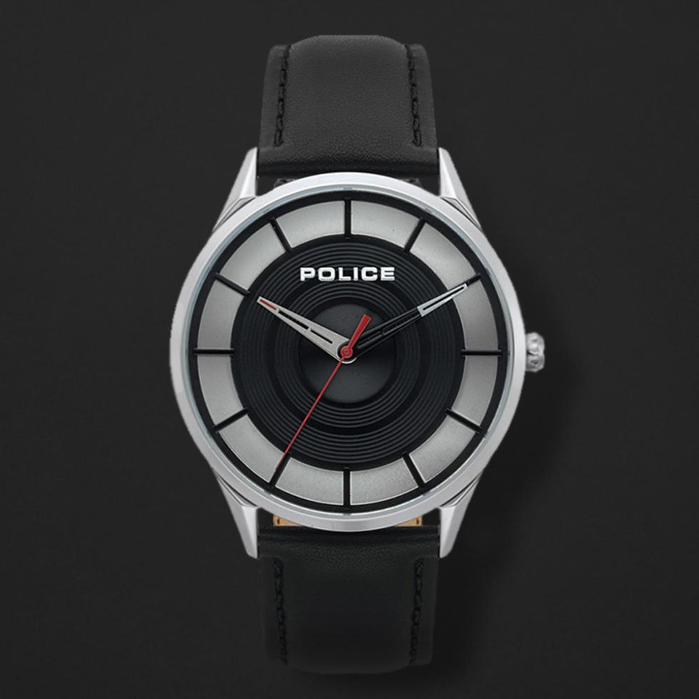 ساعة بوليس بوربانك 15399JS-02