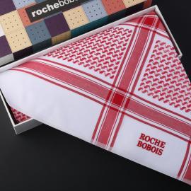 شماغ روش بوبوا أحمر R.B-R