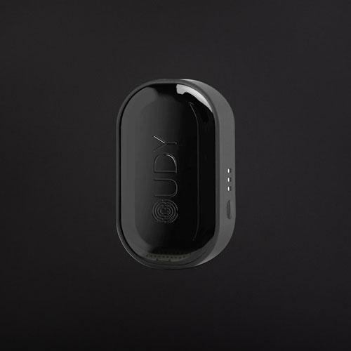 مبخرة عودي الذكية لون أسود
