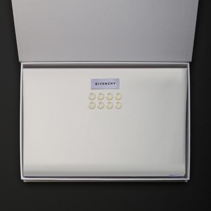 قماش جيفنشي G9001 C كريمي