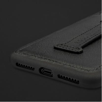 كفر ايفون XS MAX هولدر جلد سافيانو 110200