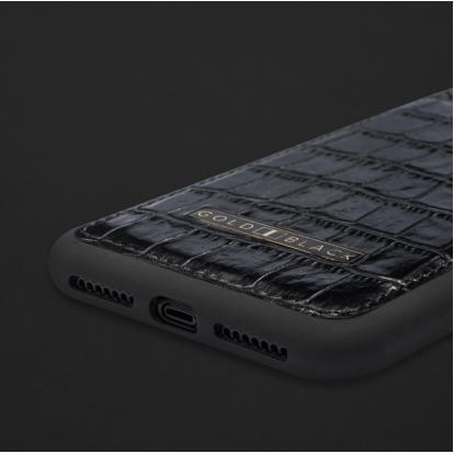 كفر ايفون XS MAX جلد تمساح 110110