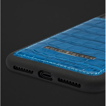 كفر ايفون XS MAX جلد تمساح 110114