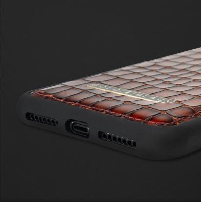 كفر ايفون XS MAX جلد ميلانو 110191