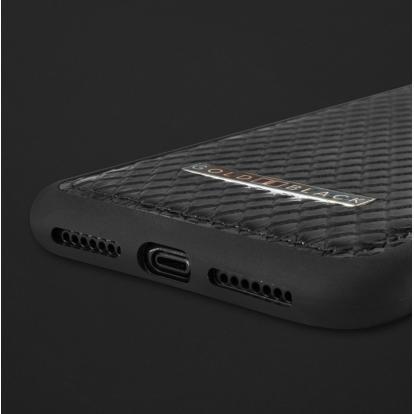كفر ايفون XS MAX جلد ثعبان 110180