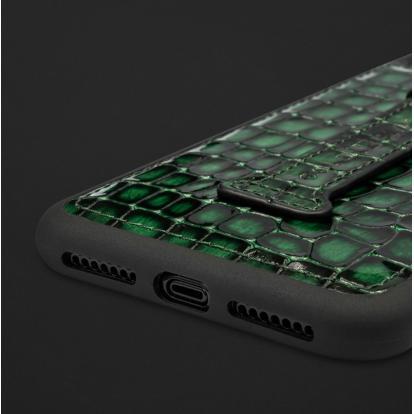 كفر ايفون XS MAX هولدر جلد ميلانو 110296