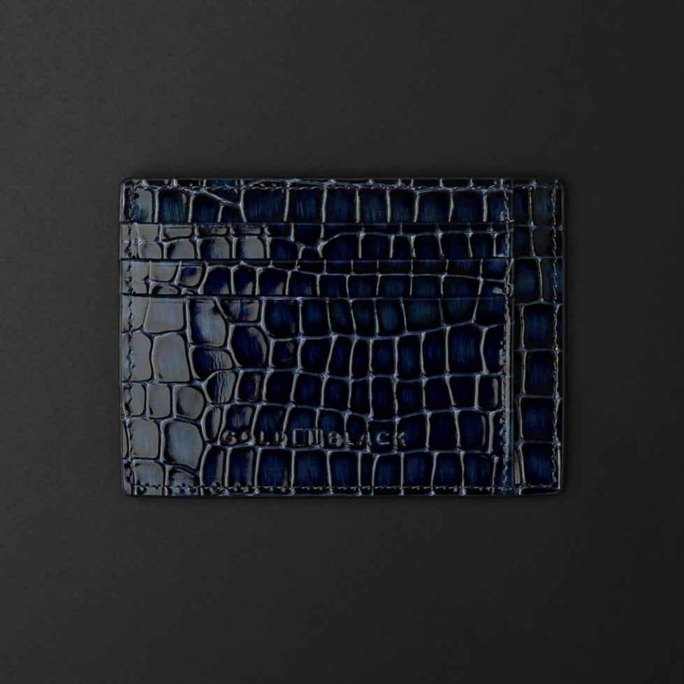 محفظة بطاقات جولد بلاك 31294