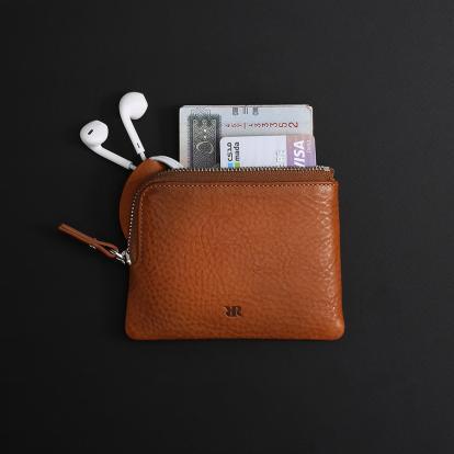 محفظة سفر من رينوتيرا الايطالية موديل KJ7001-cuoio