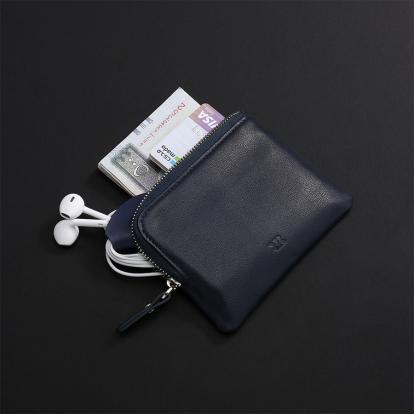 محفظة سفر من رينوتيرا الايطالية موديل KJ7001-navy blue