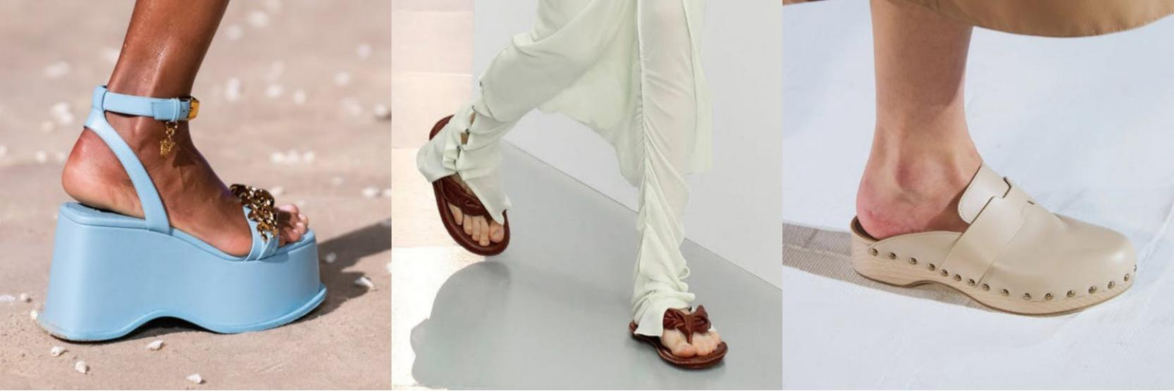 أبرز إتجاهات الأحذية لهذا الصيف