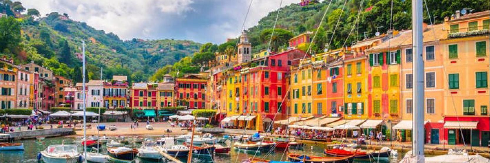 الوجهات السياحية في ايطاليا