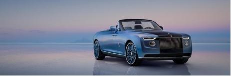 رولز رويس السيارة الأغلى والأكثر فخامة في العالم