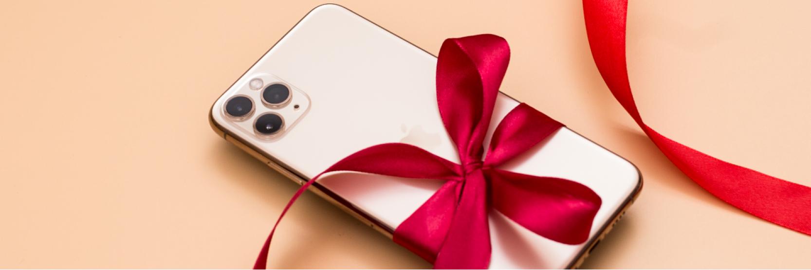 أشياء يجب مراعاتها عند اختيار هاتف محمول كهدية